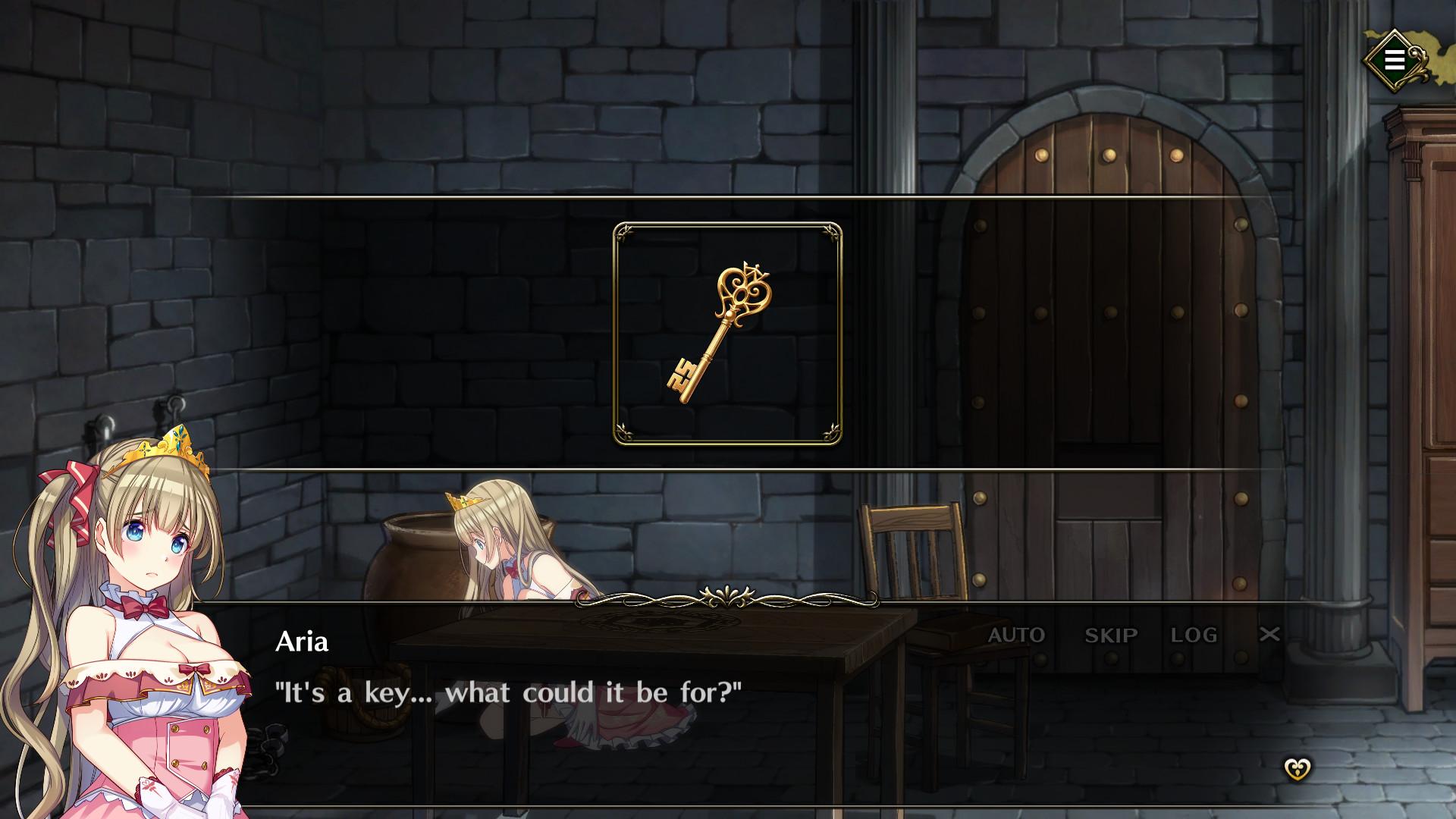 紳士向脫逃遊戲《Prison Princess》Steam將上架!身為幽靈也要帶公主逃出魔王城!