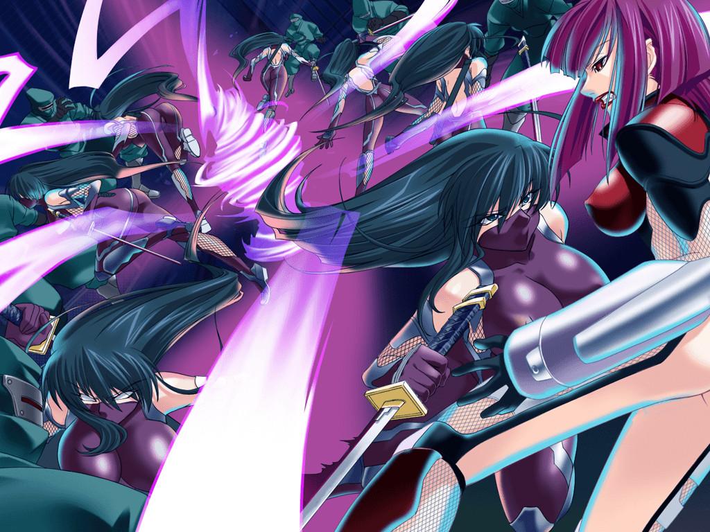 18禁遊戲《對魔忍阿莎姬》Steam繁中上架!讓女忍者墮落在比死還可怕的快樂!