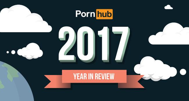 Pornhub《2017大家最愛搜的色色關鍵字》,電玩榜有皮卡丘是三小?