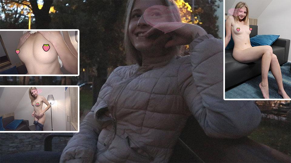 【歐美車】烏克蘭奇蹟美女「實彈內射AV」很吸精!原來早就有步兵版!