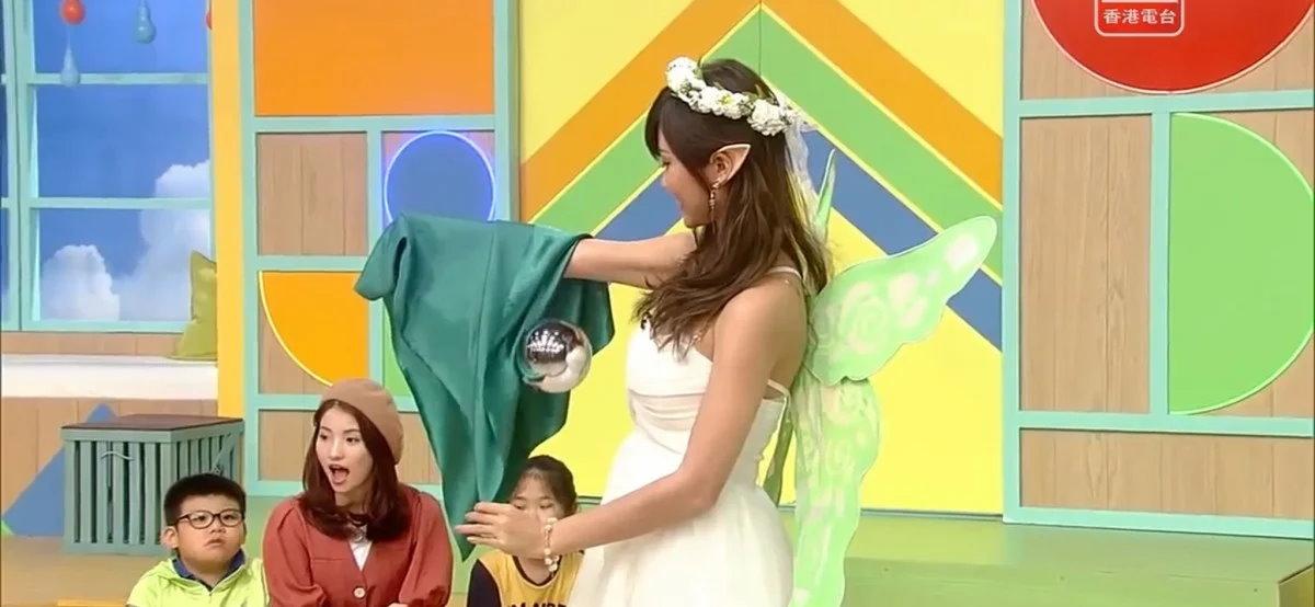 【影片】香港兒童節目女魔術師《葉詠妍 Win2ie》自慰片網瘋傳!