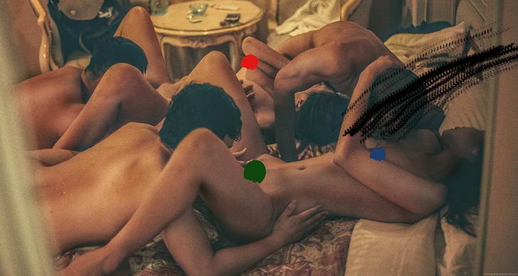 攝影師外流《6女7男群交趴》私密照!便當配香腸真的很好吃嗎?(圖80P)