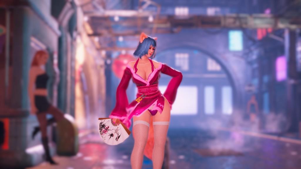 捏角+乳搖+爆衣!18禁格鬥《Fight Angel》正式版Steam上架!