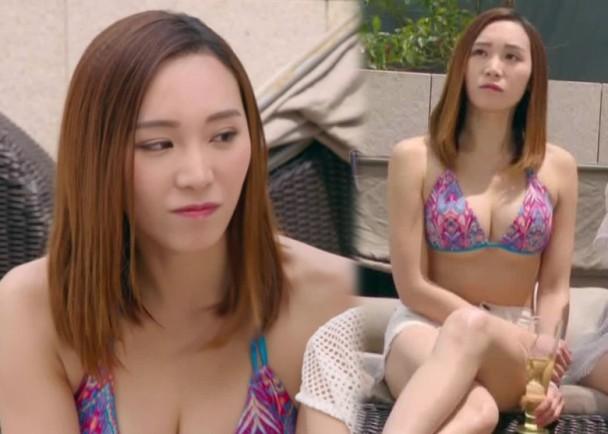 【有片】香港TVB咪神《鄧以婷》疑似洋腸片流出?本人回應:想不到看影片會想起我!