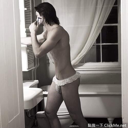 這輩子沒見過的《男性用蕾絲內衣褲》,每位男性穿了都說舒服....