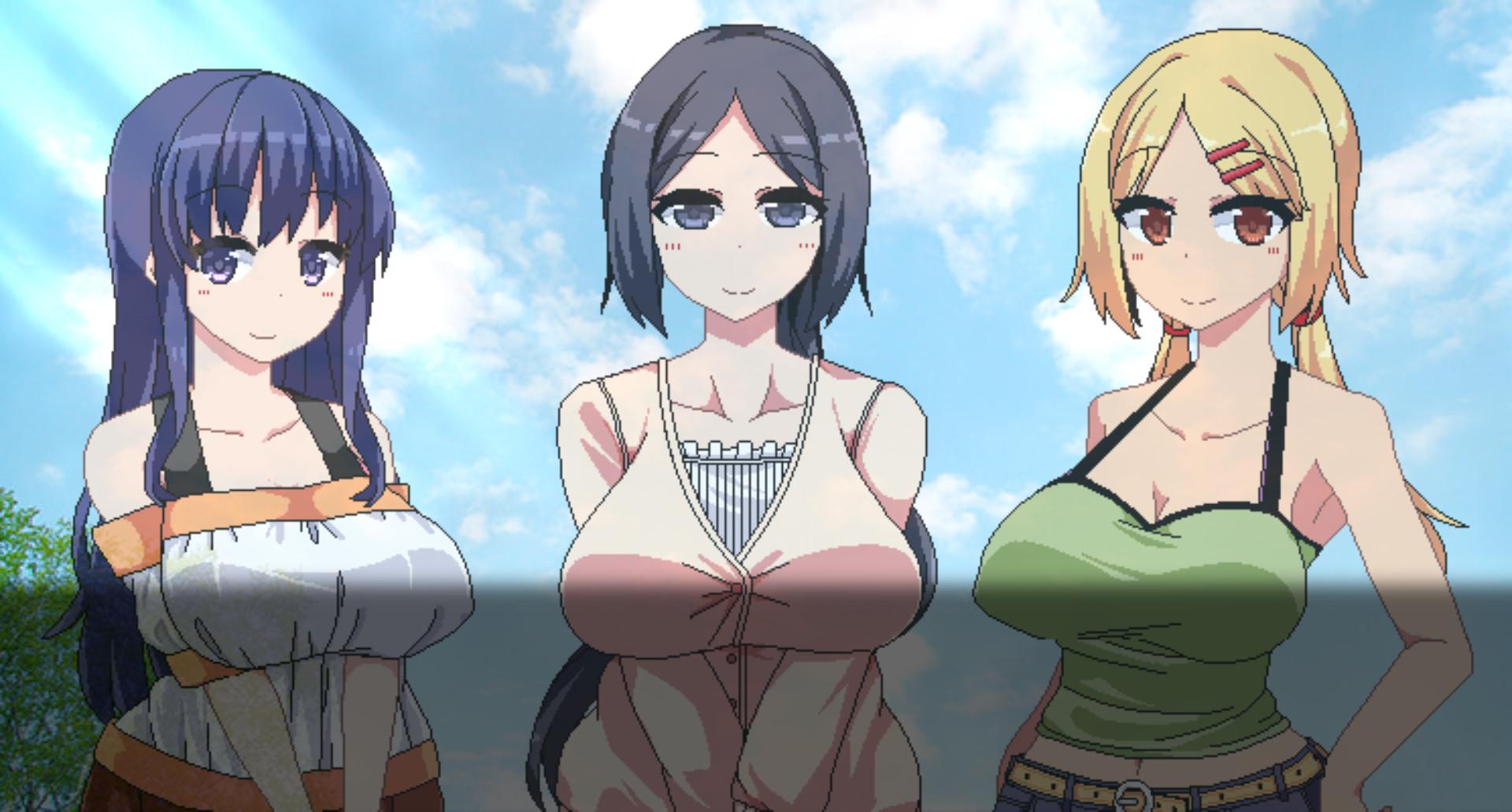 18禁遊戲《夏日狂想曲》無恥正太過暑假「撒嬌雖可恥但有砲打」!