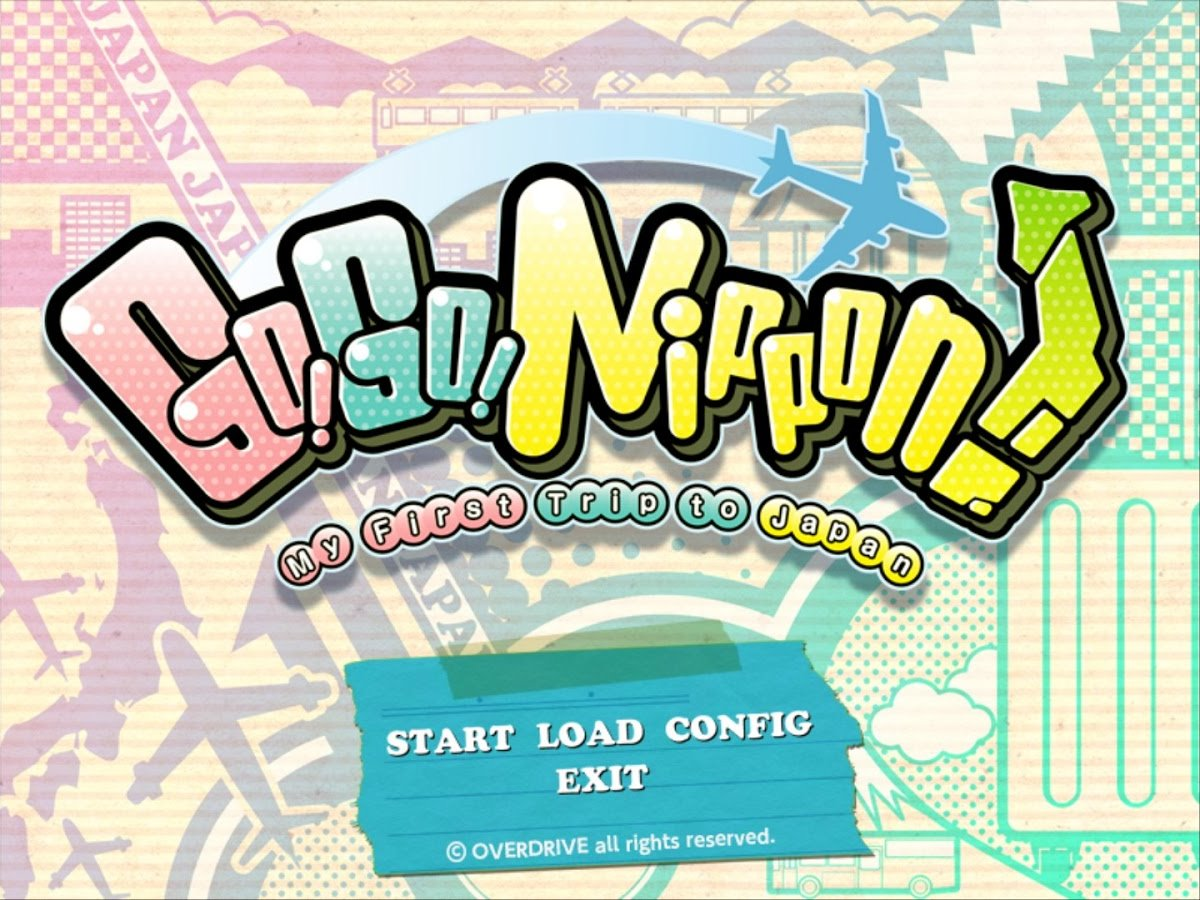 Steam視覺小說特賣開跑!戀愛冒險《Go! Go! Nippon!》限時免費中!