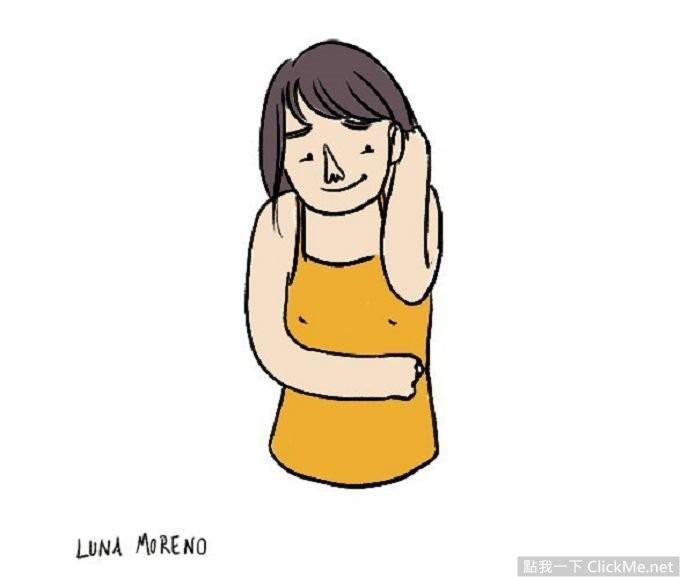 21種女孩《穿內衣的困擾》,不要讓歐派不開心呀!