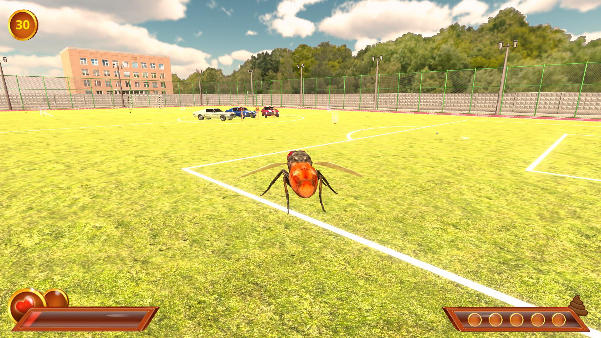 【Steam】透視眼看歐派!18禁遊戲「蒼蠅隊長」銅板價上市!