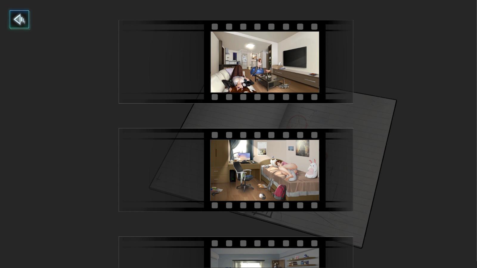 18禁視覺小說《Lens Life》銅板價Steam上市!滿足你的偷窺幻想!