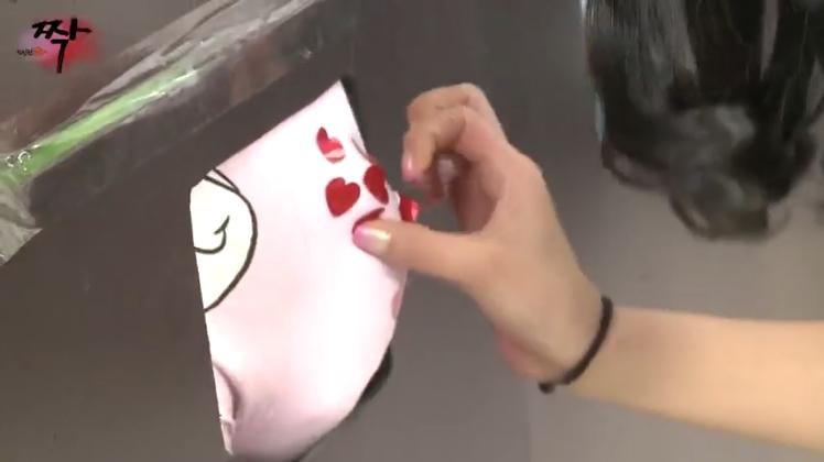 【影片】韓國愉快深夜節目《奶子一字排開》男女直接試車「尺度超越日本」!