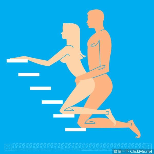 13種《世界級困難的H姿勢》,你不閃到腰就很不錯了...