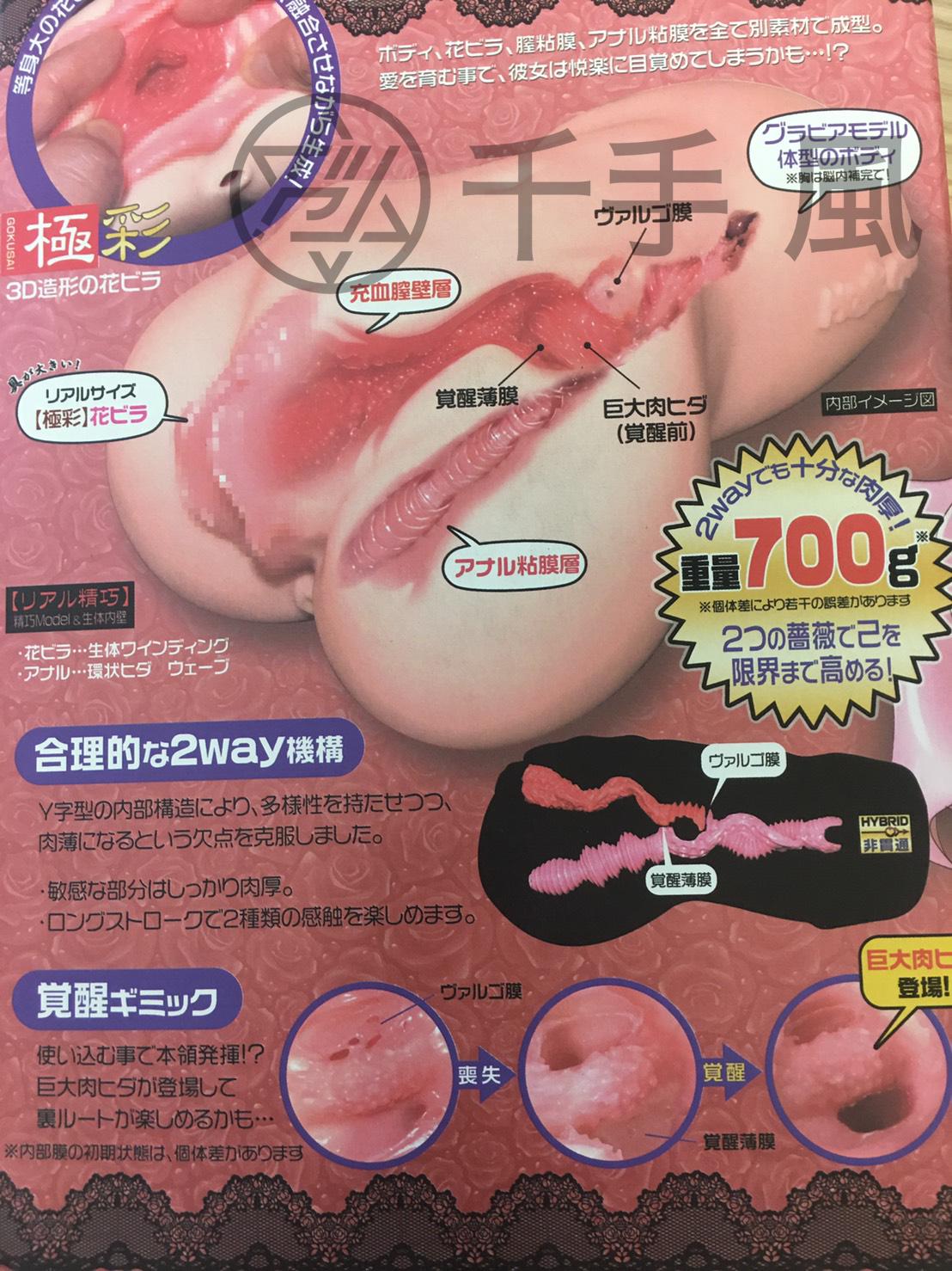 【開箱實測】開苞處女《雙穴蘿莎》超軟少女肉穴任你插!