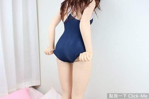 充氣娃娃教你換泳衣!有種難以言喻的Fu...