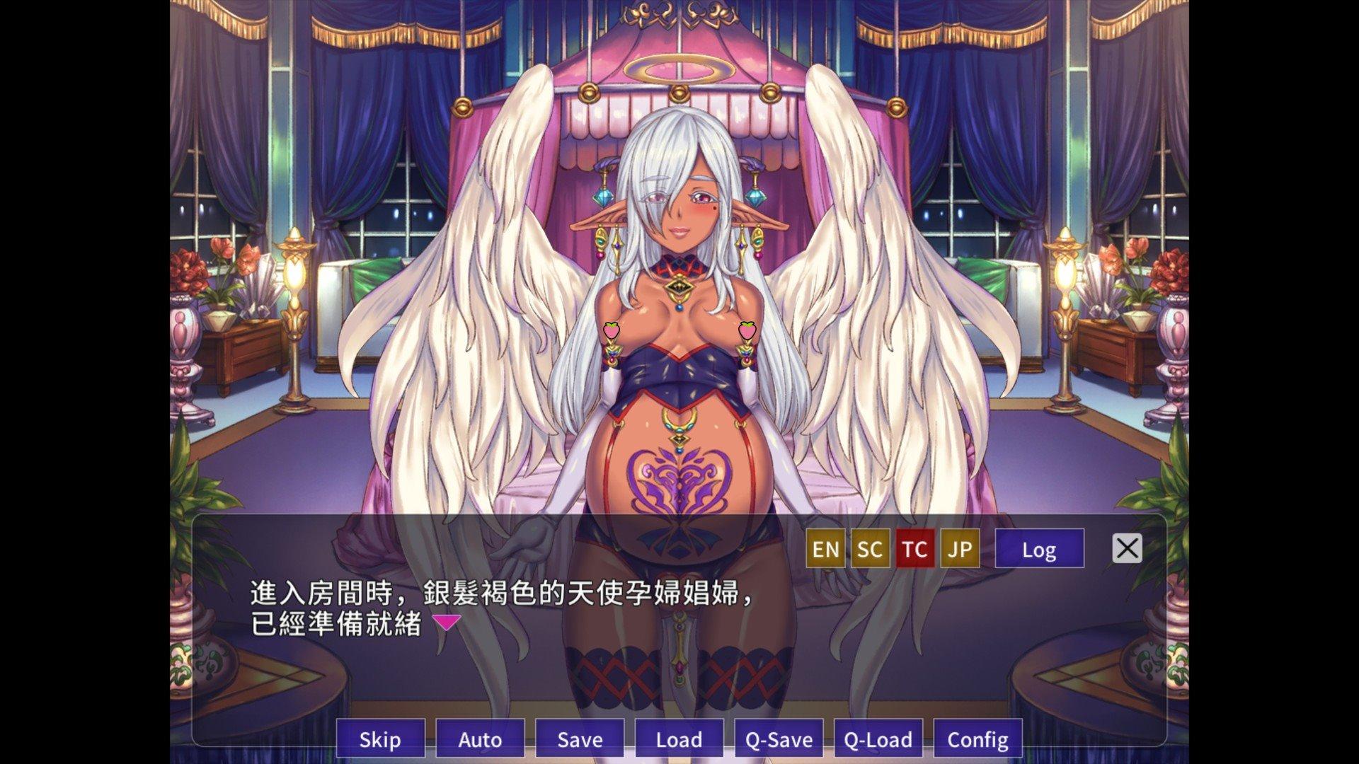 18禁遊戲《歡迎來到♥妖魔娼館》Steam上架!單手就能體驗異種族風俗!
