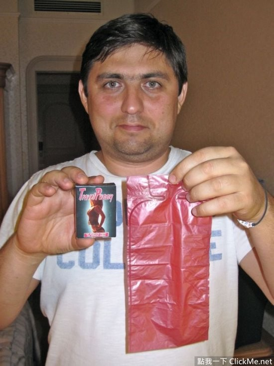 以為買的是保險套,但實際使用後發現竟然是...