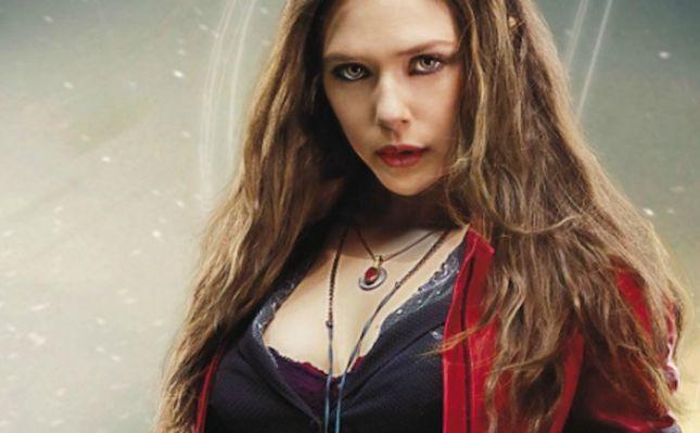 【影片】緋紅女巫《伊莉莎白歐森》過往電影激情片!原來早就單挑過「薩諾斯」…