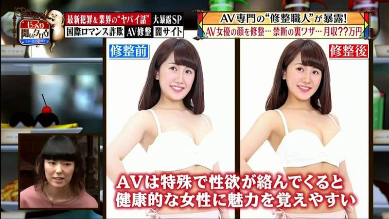 月收30萬!修圖師現身解密《AV封面詐欺術》重要是要勾起「性慾」!