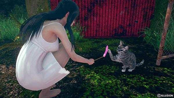 18禁遊戲《AI*少女》讓紳士沉浸捏角世界,連「禰豆子」都淪陷了...