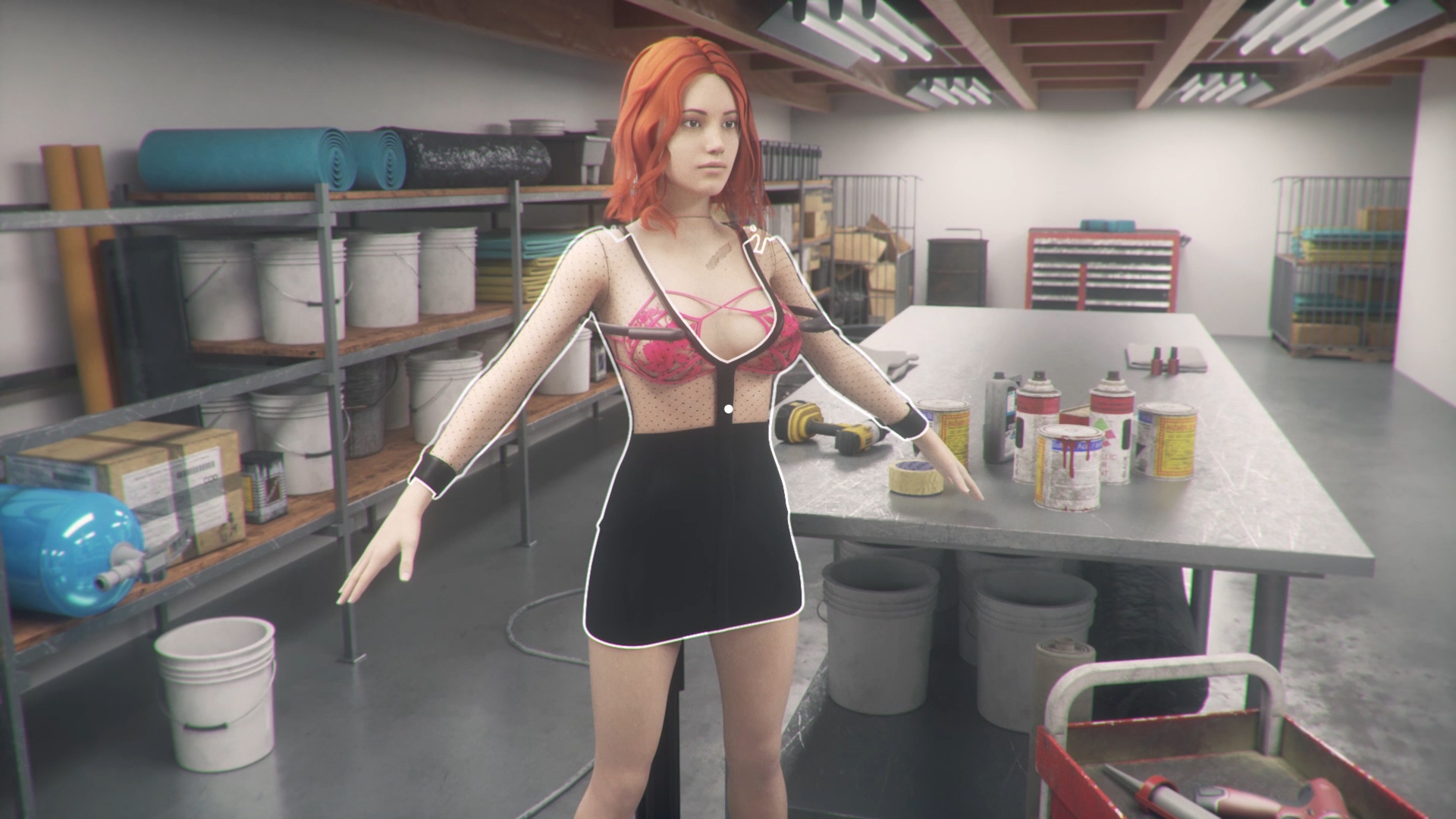 情趣用品店老闆模擬器《Plastic Love》,體驗打造你的充氣娃娃帝國!
