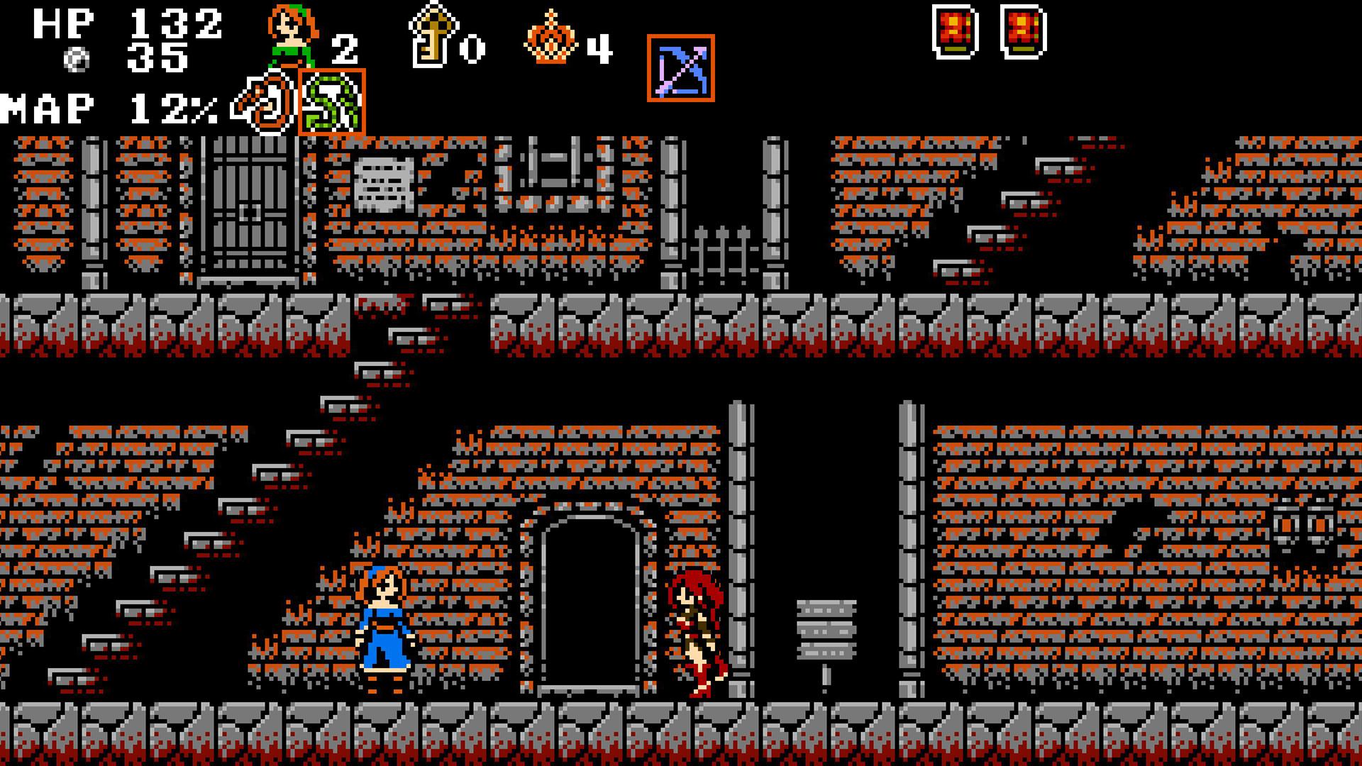 致敬惡魔城!18禁遊戲《Midnight Castle Succubus DX》上架Steam!