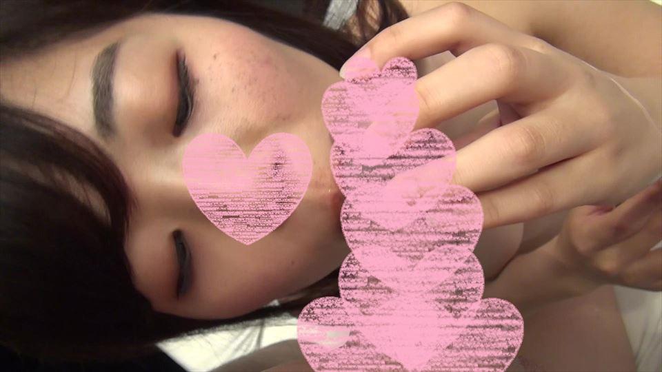 【素人】18歲童顏美少女初次拍片就內射!D奶美尻「小穴連續高潮」淫汁狂流!