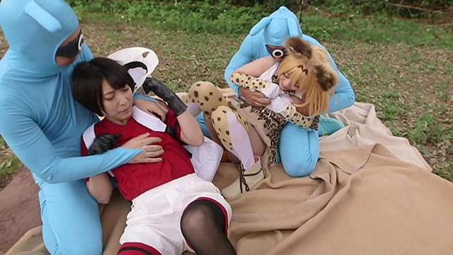 【有片】你喜歡獸耳嗎?TMA《暗黑版動物朋友》歡淫來到亂交樂園!
