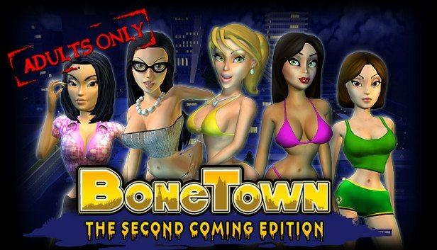 蛋蛋大才有砲打!H版GTA《BoneTown》改良新版登上Steam!