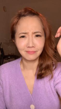 【影片】女星《謝忻》地震趴地爆「21秒露點片」!深夜回應:絕對沒走光!