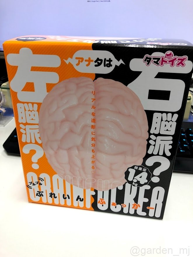 顱內高潮?腦洞大開《大腦飛機杯》腦袋是個好東西希望你也有一個…