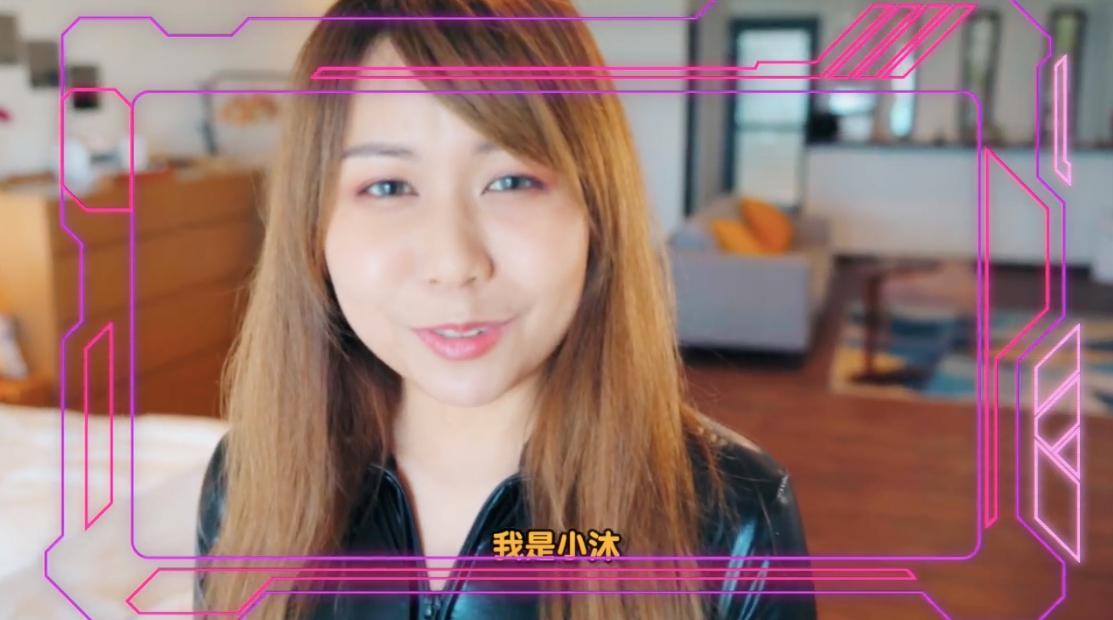 【影片】哈比小公主《沐沐 mumuq》化身完美機器女友「怎麼射都不懷孕」!