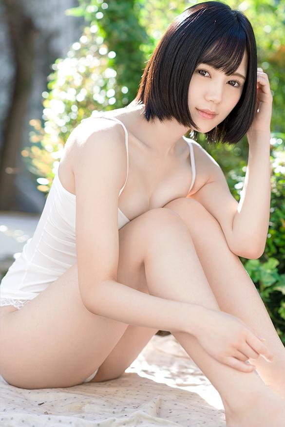 鈴村愛里二世!短髮F奶《涼森玲夢》飛越時代的天使降臨!