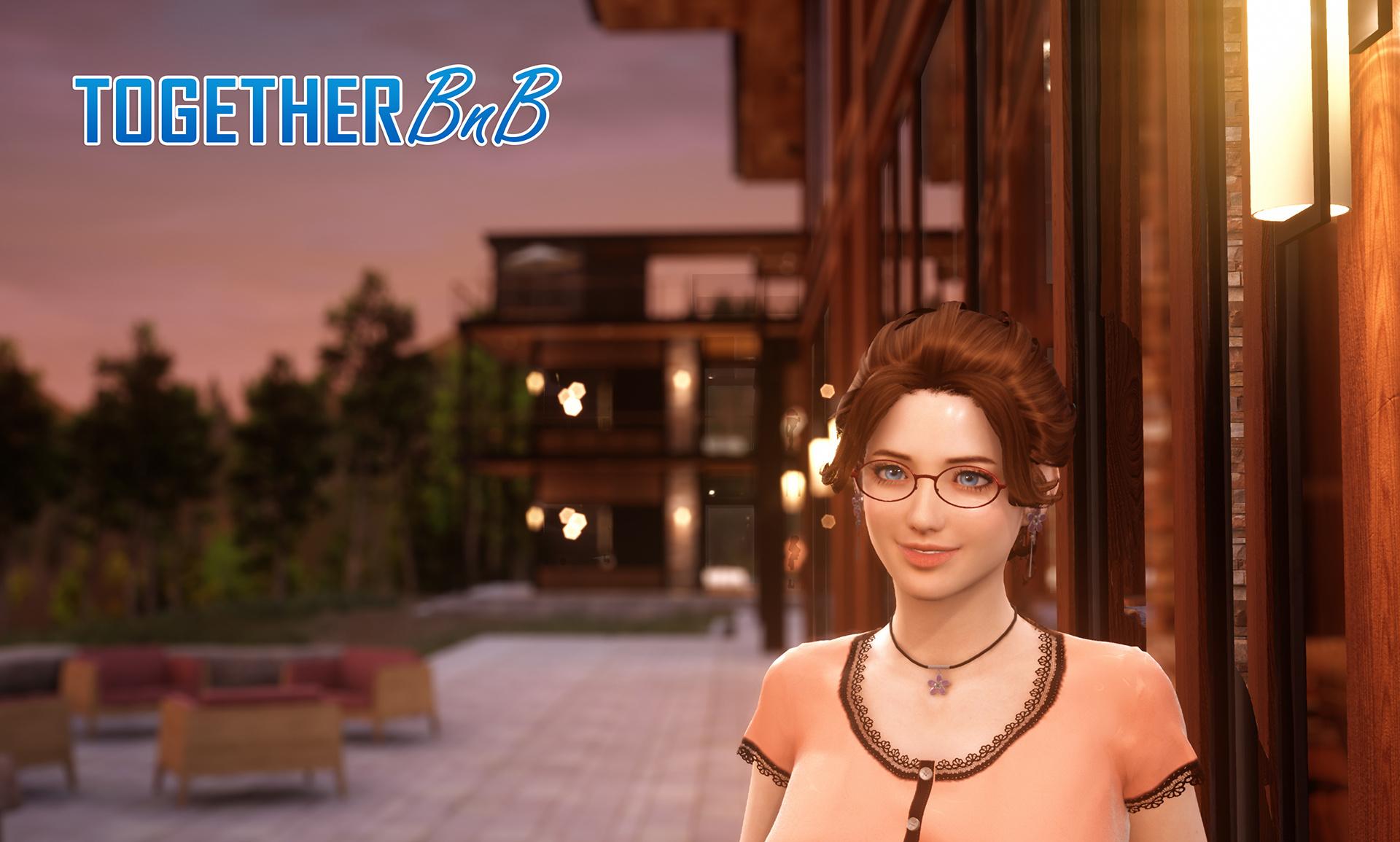 女主像高嘉瑜?3D國產18禁遊戲《Together BnB》開發中!
