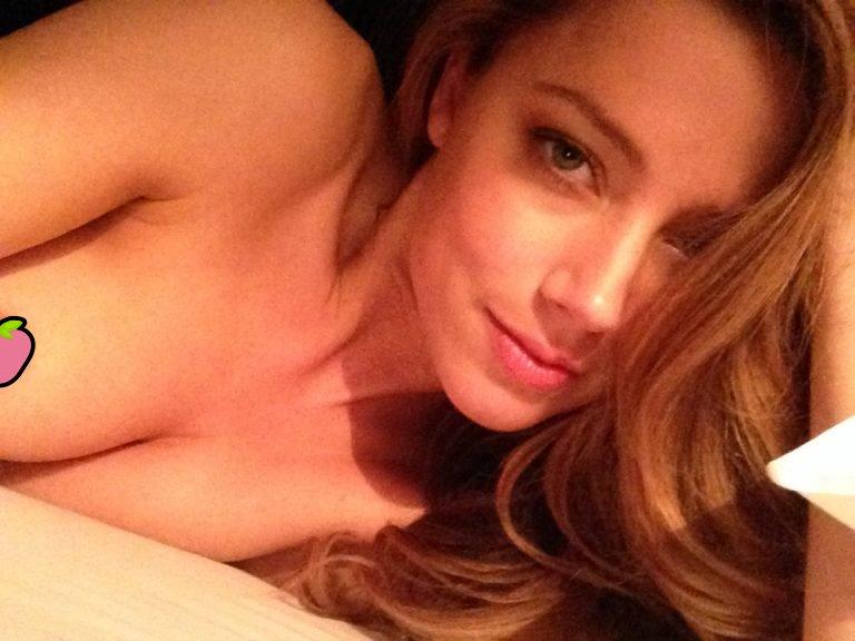 【影片】水行俠女主角《Amber Heard》無碼裸照流出!完美身材不愧好萊塢最強發電機!