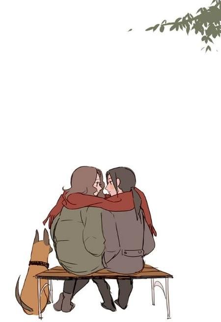 蕾絲邊情侶畫面無限美好,揭開GL神祕性愛姿勢~♥