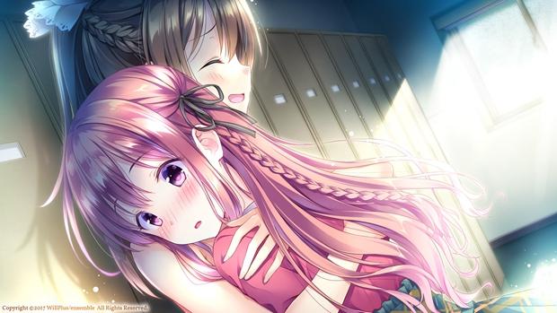 偽娘18禁遊戲特典《女裝男主角相見歡》,要一起用巨根抽插可愛的女孩子惹!