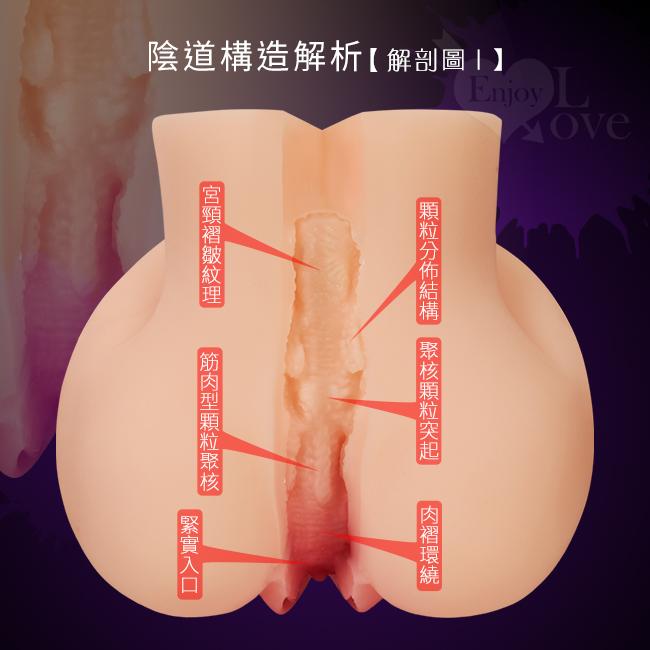 Him&Her 人妻美尻 ‧ 3D蜜穴之純臀﹝附贈120ml潤滑液﹞
