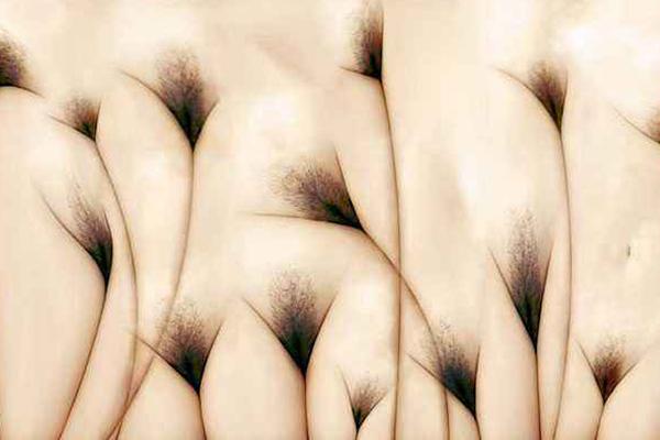 【漲姿勢】女人陰毛長什麼樣?陰毛越多性欲越強?