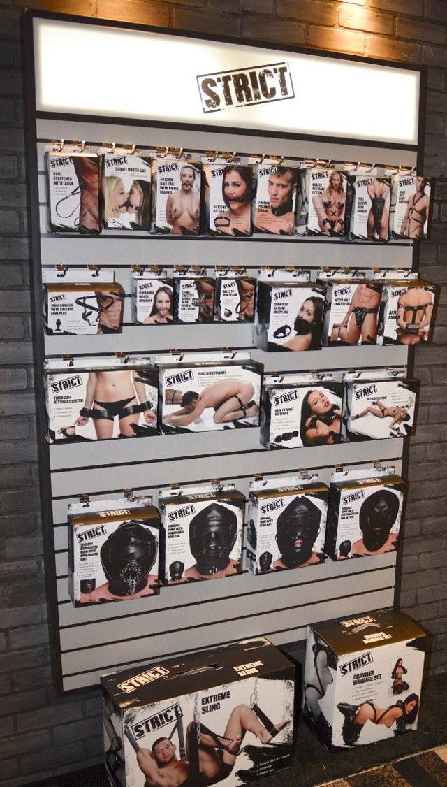 2018拉斯維加斯成人展AVN產品展示