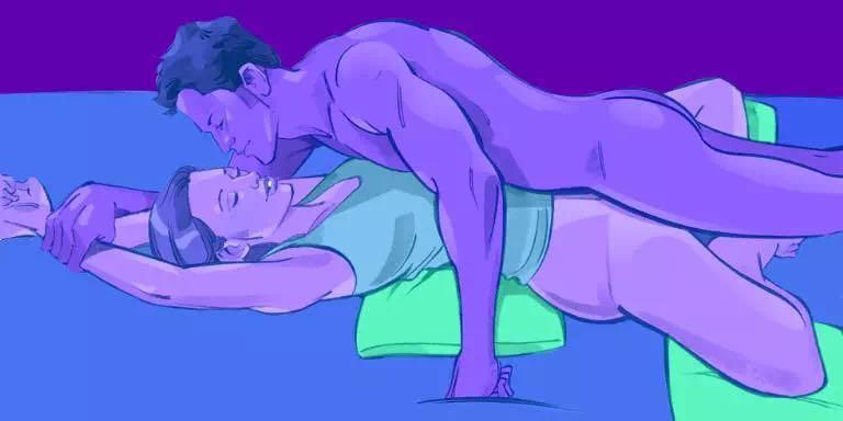 這些銷魂性姿勢,做床上的霸天虎