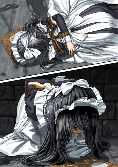畫師fleda伊藤的捆綁法,美女甘願被捆綁