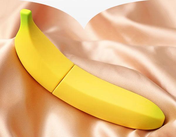 【測評】內外都很黃,插得她很爽的香蕉
