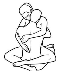 性生活中哪種姿勢更讓女人舒服