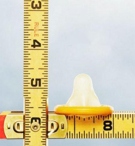 如何選避孕套尺寸?選擇合適大小安全套方法