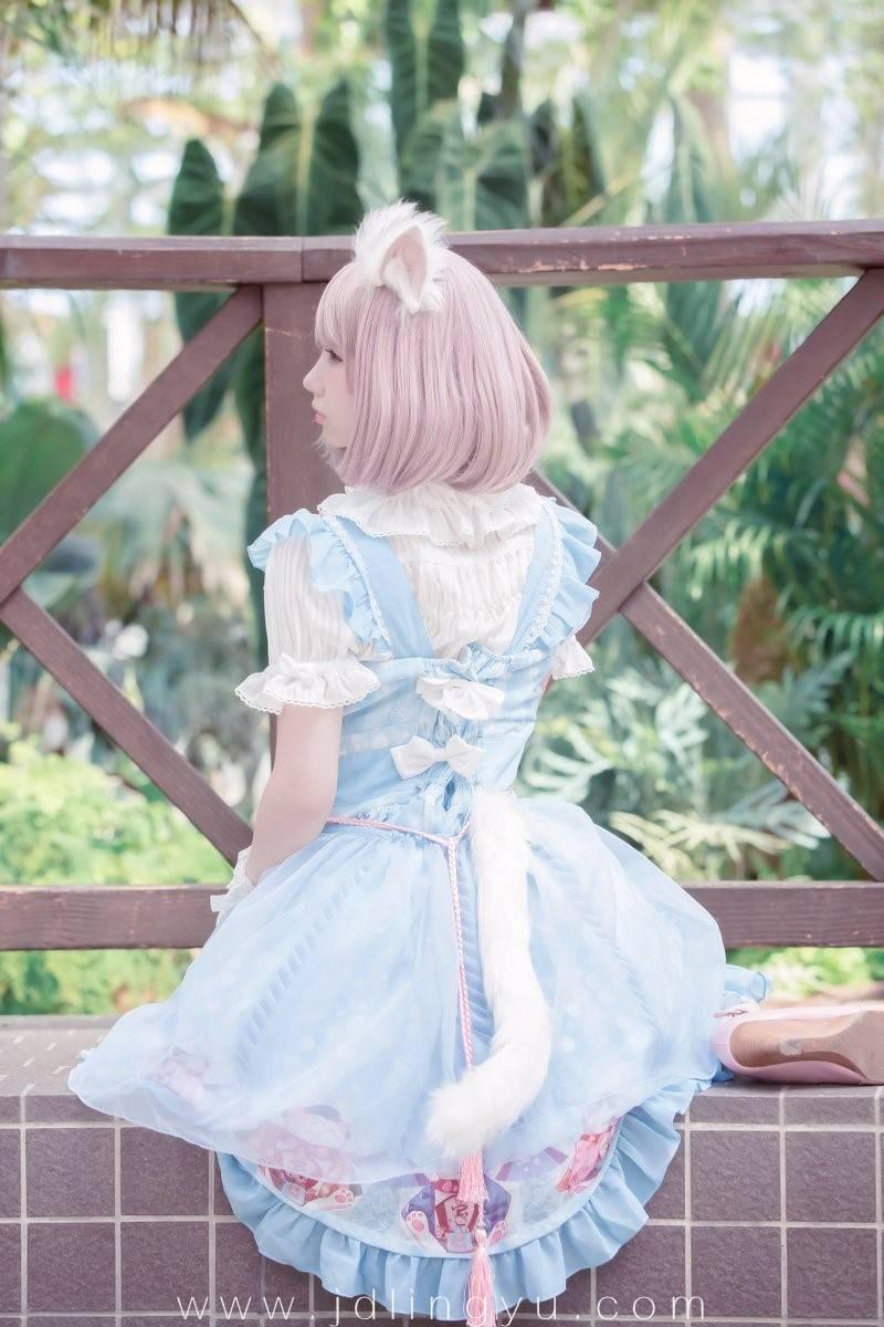 [套圖]日本著名coser enako花叢寫真