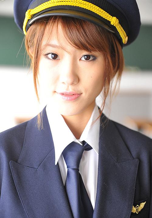 【套圖】日本很受歡迎女優之一一前嶋美紀