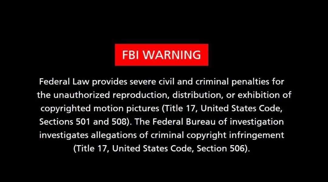 日本成人片開頭為何有FBI的警告
